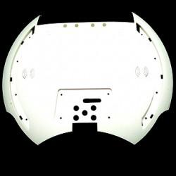 KS14D outer shell white