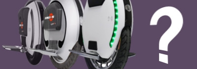 Which electric unicycle to choose?